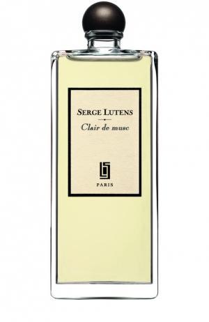 Парфюмерная вода Clair de Musc Serge Lutens. Цвет: бесцветный
