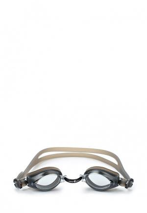 Очки для плавания MadWave. Цвет: черный