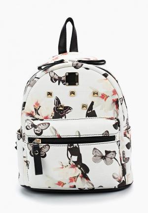 Рюкзак Kenka. Цвет: белый