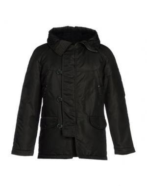 Куртка KAOS. Цвет: зеленый-милитари