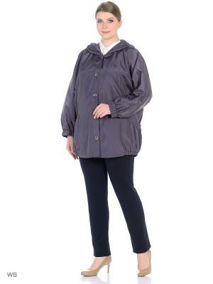 Куртка BERKLINE. Цвет: индиго
