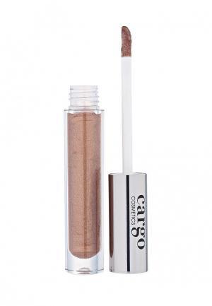 Блеск для губ Cargo Cosmetics. Цвет: бордовый