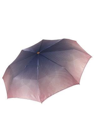 Зонт Fabretti. Цвет: серый, бежевый