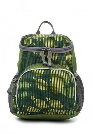 Рюкзак Jack Wolfskin. Цвет: зеленый