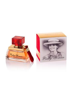 Т/в Pretty Woman №3 жен. 60 мл Parfums Louis Armand. Цвет: желтый