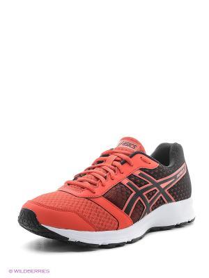 Спортивная обувь PATRIOT 8 ASICS. Цвет: красный, белый, черный