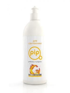 Экологичное средство PiP для сантехники 500 мл. Цвет: белый