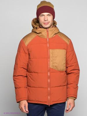 Куртка DICKIES. Цвет: рыжий
