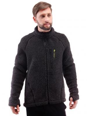 Куртка ARCTIC ALWERO. Цвет: черный