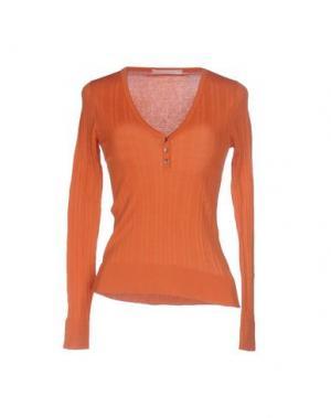Свитер BP STUDIO. Цвет: оранжевый