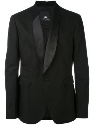 Классический пиджак Tom Rebl. Цвет: чёрный