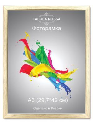 Фоторамка 29,7х42 №450 Tabula Rossa. Цвет: золотистый