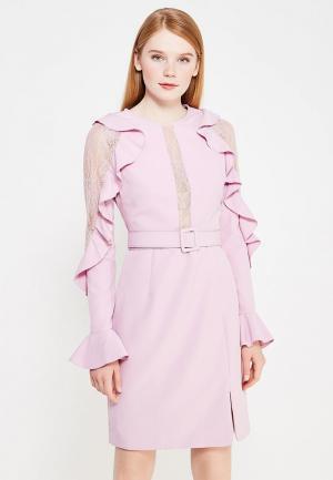 Платье Mazal. Цвет: розовый