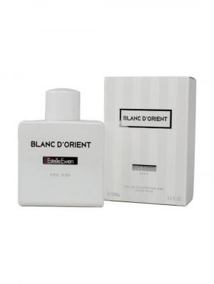 Туалетная вода Blanc D Orient men Линии Estelle Ewen GEPARLYS. Цвет: белый
