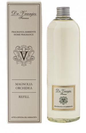 Наполнитель для диффузора Magnolia Orchidea Dr.Vranjes. Цвет: бесцветный