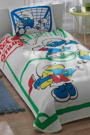 Комплект постельного белья TAC. Цвет: multicolor
