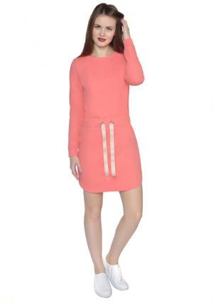 Платье Rise. Цвет: розовый (розовый)