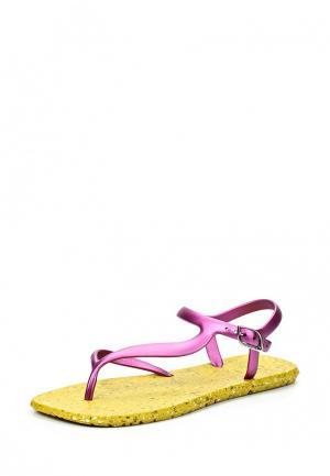 Сандалии Amazonas Sandals. Цвет: фиолетовый