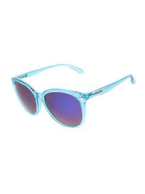 Очки солнцезащитные Migura. Цвет: голубой, синий