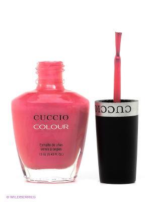 Лак Cuccio Colour, Turkish Delight COLOUR. Цвет: бледно-розовый
