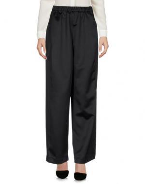Повседневные брюки KOCHÉ. Цвет: черный