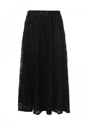 Юбка Brigitte Bardot. Цвет: черный