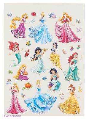 Принцессы DECORETTO. Цвет: голубой, сиреневый, розовый, желтый