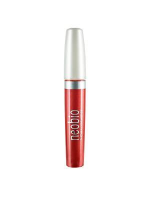 Блеск для губ 03 фантастический красный Neobio. Цвет: красный