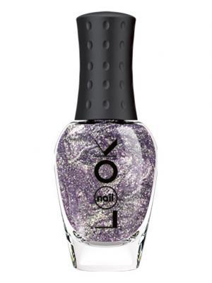 Лак для ногтей Organza 31005 nailLOOK. Цвет: темно-фиолетовый