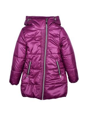 Куртка WOW. Цвет: сиреневый
