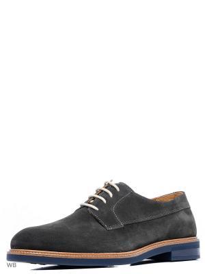 Мужские туфли - LEOLO8 MANGO MAN. Цвет: темно-серый