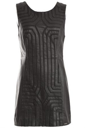 Платье MAZE. Цвет: черный