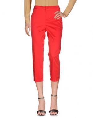 Повседневные брюки MAX & CO.. Цвет: красный