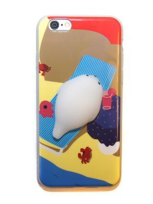Чехол для Iphone 6/6s Lola. Цвет: синий