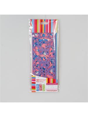 Набор для детского творчества Стильный декор HIT IMAGINATION. Цвет: голубой, сиреневый, розовый