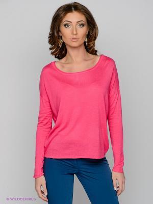 Джемпер Vila. Цвет: розовый