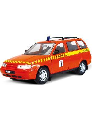 Машина LADA 111 техпомощь AUTOTIME. Цвет: оранжевый