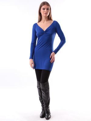 Платье Sport Vision. Цвет: синий