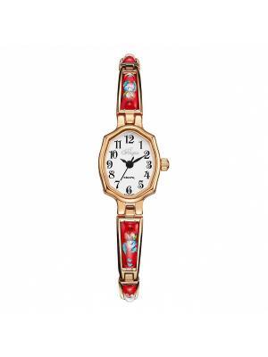 Часы Mikhail Moskvin. Цвет: светло-голубой, золотистый, красный