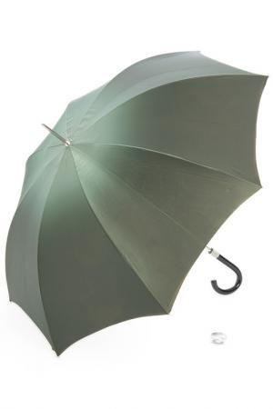 Зонт Pasotti. Цвет: зеленый