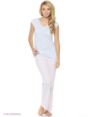 Пижама Vaide. Цвет: бледно-розовый