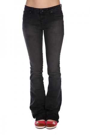 Джинсы женские  Cleiche Jeans Blacked Grey Converse. Цвет: серый,черный