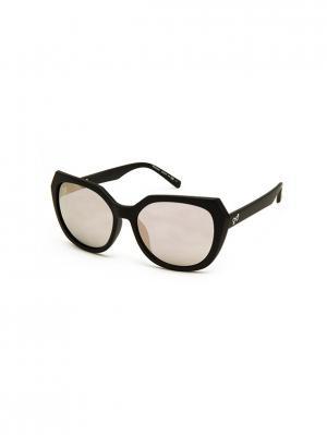 Солнцезащитные очки TM 552S 01 Opposit. Цвет: черный