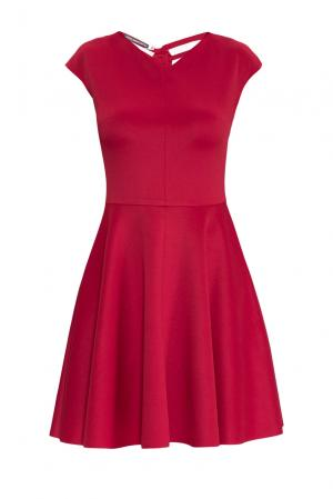 Платье 159524 Anna Miminoshvili. Цвет: красный