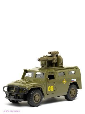 Машина Технопарк газ тигр. Цвет: хаки