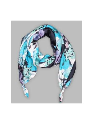 Платок Оланж Ассорти. Цвет: голубой, белый