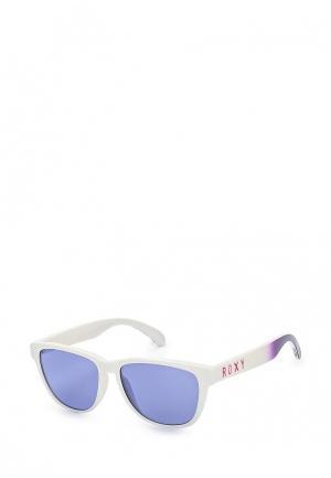 Очки солнцезащитные Roxy. Цвет: белый