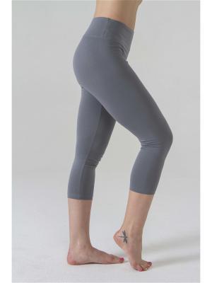 Тайтсы yogadress. Цвет: серый
