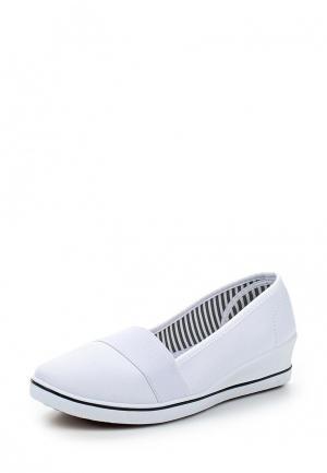 Туфли Renda. Цвет: белый