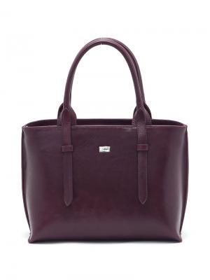Сумка Solo true bags. Цвет: темно-бордовый